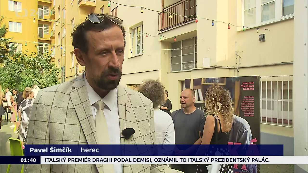 696f8985b Živé vysílání ČT24 — iVysílání — Česká televize